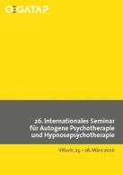 26. Internationales Seminar für Autogene Psychotherapie und Hypnosepsychotherapi
