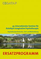 43. Internationales Seminar für Katathym Imaginative Psychotherapie